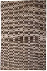 Ziegler Modern Rug 188X290 Authentic  Modern Handknotted Light Grey/Dark Brown (Wool, Pakistan)