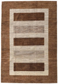 Ziegler Modern Rug 201X296 Authentic  Modern Handknotted Brown/Light Grey (Wool, Pakistan)
