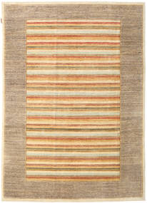 Ziegler Modern Rug 189X267 Authentic  Modern Handknotted Dark Beige/Light Brown (Wool, Pakistan)