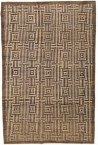 Ziegler Modern Rug 190X283 Authentic  Modern Handknotted Brown/Dark Beige (Wool, Pakistan)
