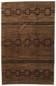 Ziegler Modern Rug 181X281 Authentic  Modern Handknotted Brown/Light Brown (Wool, Pakistan)