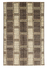 Ziegler Modern Rug 173X271 Authentic  Modern Handknotted Dark Brown/Dark Beige (Wool, Pakistan)