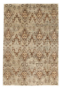 Ziegler Modern Rug 191X283 Authentic  Modern Handknotted Light Brown/Brown/Light Grey (Wool, Pakistan)