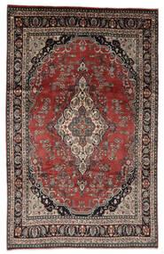 Hamadan Shahrbaf Patina Rug 208X328 Authentic  Oriental Handknotted Light Brown/Crimson Red (Wool, Persia/Iran)