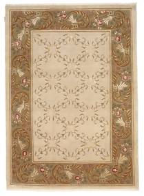 Himalaya Rug 175X243 Authentic  Modern Handknotted Beige/Light Brown ( India)
