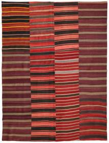 Kilim Patchwork Rug 230X300 Authentic  Modern Handwoven (Wool, Turkey)