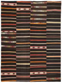 Kilim Patchwork Rug 227X304 Authentic  Modern Handwoven (Wool, Turkey)