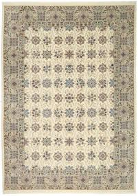 Ilam Sherkat Farsh Silk Rug 250X350 Authentic  Oriental Handknotted Light Grey/Beige Large (Wool/Silk, Persia/Iran)