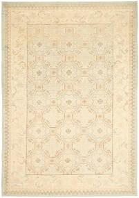 Ziegler Ariana Rug 186X274 Authentic  Oriental Handknotted Beige/Dark Beige (Wool, Afghanistan)