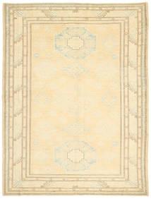 Ziegler Ariana Rug 170X225 Authentic  Oriental Handknotted Beige/Dark Beige (Wool, Afghanistan)