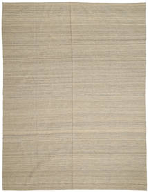 Kilim Modern Rug 212X277 Authentic  Modern Handwoven Light Grey (Wool, Afghanistan)