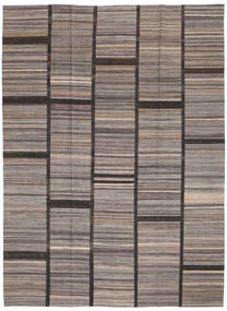 Kilim Modern Rug 212X289 Authentic  Modern Handwoven (Wool, Afghanistan)