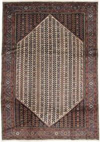 Koliai Rug 207X295 Authentic  Oriental Handknotted Dark Brown/Light Brown (Wool, Persia/Iran)