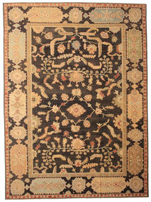 Oushak Rug 342X463 Authentic  Oriental Handknotted Large (Wool, Turkey)