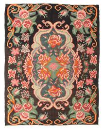 Rose Kelim Moldavia Rug 195X250 Authentic  Oriental Handwoven (Wool, Moldova)