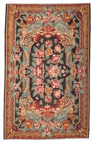 Rose Kelim Moldavia Rug 213X344 Authentic  Oriental Handwoven (Wool, Moldova)
