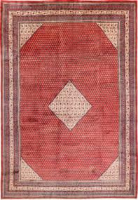 Sarouk Mir Rug 290X400 Authentic  Oriental Handknotted Dark Red/Brown Large (Wool, Persia/Iran)