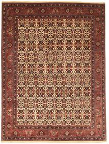 Bidjar Takab/Bukan Rug 255X351 Authentic  Oriental Handknotted Dark Red/Dark Brown Large (Wool, Persia/Iran)