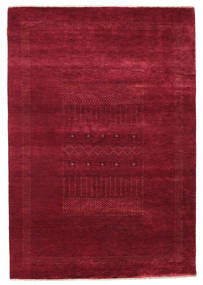 Gabbeh Loribaft Rug 147X213 Authentic  Modern Handknotted (Wool, India)
