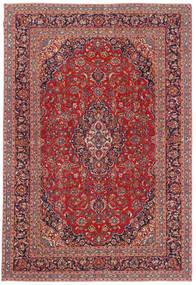 Keshan Patina Rug 244X361 Authentic  Oriental Handknotted Dark Red/Dark Purple (Wool, Persia/Iran)