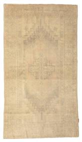 Colored Vintage Rug 120X216 Authentic  Modern Handknotted Beige/Dark Beige (Wool, Turkey)