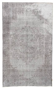 Colored Vintage Rug 178X297 Authentic  Modern Handknotted Light Grey (Wool, Turkey)