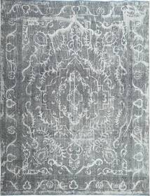 Colored Vintage Rug 288X378 Authentic  Modern Handknotted Light Grey/Blue Large (Wool, Persia/Iran)
