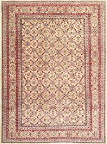 Hamadan Patina Rug 260X357 Authentic  Oriental Handknotted Light Brown/Dark Brown Large (Wool, Persia/Iran)