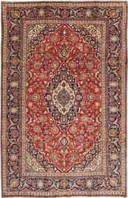 Hamadan Shahrbaf Patina Rug 195X305 Authentic  Oriental Handknotted Dark Red/Brown (Wool, Persia/Iran)