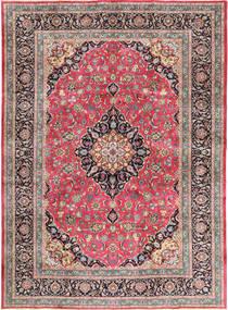 Kashmar Rug 248X340 Authentic  Oriental Handknotted Rust Red/Dark Brown (Wool, Persia/Iran)