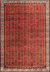 Hamadan Patina Rug 260X383 Authentic  Oriental Handknotted Dark Brown/Rust Red/Dark Red Large (Wool, Persia/Iran)