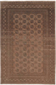 Afghan Natural Rug 158X234 Authentic  Oriental Handknotted (Wool, Afghanistan)