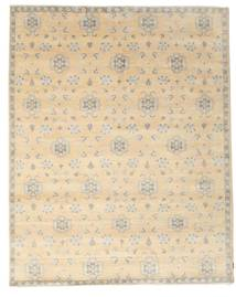 Himalaya Rug 234X295 Authentic  Modern Handknotted Beige/Light Grey (Wool, India)
