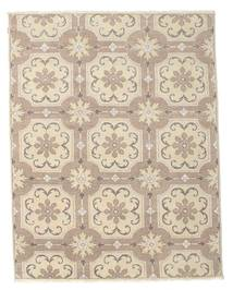 Himalaya Rug 230X293 Authentic  Modern Handknotted Light Grey/Beige (Wool, India)