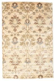 Himalaya Rug 178X268 Authentic  Modern Handknotted Beige/Dark Beige (Wool/Bamboo Silk, India)