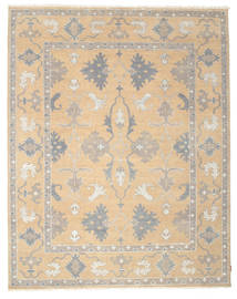Himalaya Rug 242X305 Authentic  Modern Handknotted Light Grey/Beige (Wool, India)