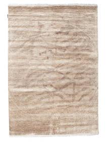 Himalaya Rug 165X237 Authentic  Modern Handknotted Light Grey/Light Brown (Wool/Bamboo Silk, India)