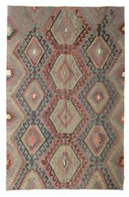 Kilim Semi Antique Turkish Rug 192X297 Authentic  Oriental Handwoven Light Grey/Light Brown (Wool, Turkey)