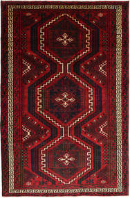 Lori Rug 174X267 Authentic  Oriental Handknotted Dark Red/Crimson Red (Wool, Persia/Iran)