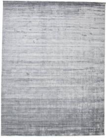 Bamboo Silk Loom - Denim Blue Rug 300X400 Modern Light Grey/Light Blue Large ( India)