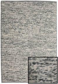 Luna - Grey Rug 200X300 Authentic  Modern Handwoven Light Grey/Dark Grey (Wool, India)