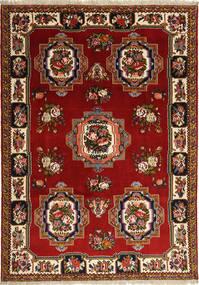 Bakhtiari Rug 212X304 Authentic  Oriental Handknotted Dark Red/Black (Wool, Persia/Iran)