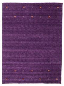 Gabbeh Loom Two Lines - Purple Rug 240X340 Modern Dark Purple/Purple (Wool, India)