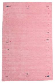 Gabbeh Loom Frame - Pink Rug 190X290 Modern Light Pink/Pink (Wool, India)