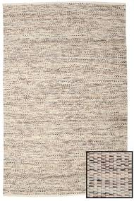Pebbles - Brown Mix Rug 200X300 Authentic  Modern Handwoven Light Grey/Beige ( India)