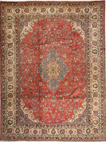 Hamadan Shahrbaf Rug 284X363 Authentic  Oriental Handknotted Light Brown/Dark Brown Large (Wool, Persia/Iran)