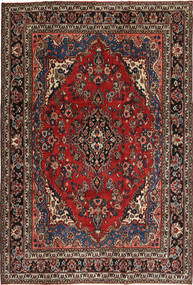 Hamadan Patina Rug 207X312 Authentic  Oriental Handknotted (Wool, Persia/Iran)