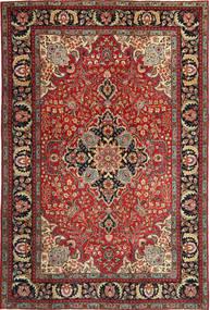 Tabriz Patina Rug 205X305 Authentic Oriental Handknotted Dark Red/Dark Brown (Wool, Persia/Iran)