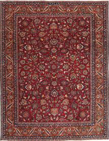 Mashad Patina Rug 240X325 Authentic  Oriental Handknotted Dark Red/Dark Grey (Wool, Persia/Iran)