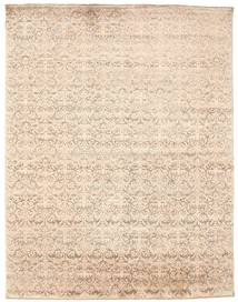 Damask Rug 233X301 Authentic  Modern Handknotted Beige ( India)